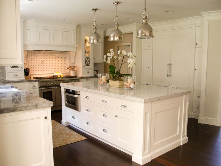 Carrara Marble Super White Quartzite Kitchen From Mgs By Design White Marble Kitchen Marble Kitchen Island Kitchen Marble