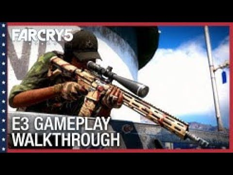 farcry5gamer.comFAR CRY 5 GAMEPLAY TRAILER WALKTHROUGH  E3 2017 HEY GUYS ITS YOUR BOI VENOMOUS PLAYZ!  Welcome to my channel. Here you will see many gameplay including Call of duty, Gta, Nba And much more  SUBSCRIBE:   PREVIOUS VIDEO:   RANDOM VIDEO:   WHAT I USE TO EDIT: WINDOWS MOVIE MAKER  ANY COMMENTS OR QUESTIONS PLEASE LEAVE THEM IN THE COMMENT SECTION BELOW. YOURhttp://farcry5gamer.com/far-cry-5-gameplay-trailer-walkthrough-e3-2017/
