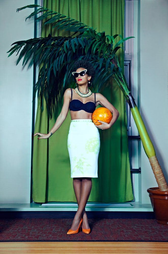 solange knowles, evening standard, fashion photographer london, bowling alley fashion