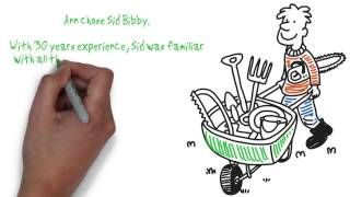Video Marketing for a Gardening busines - Promote your Gardening Business with a Whiteboard Video