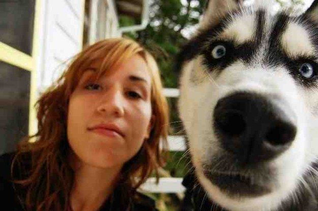32 Dog Selfies That Changed The World In 2014