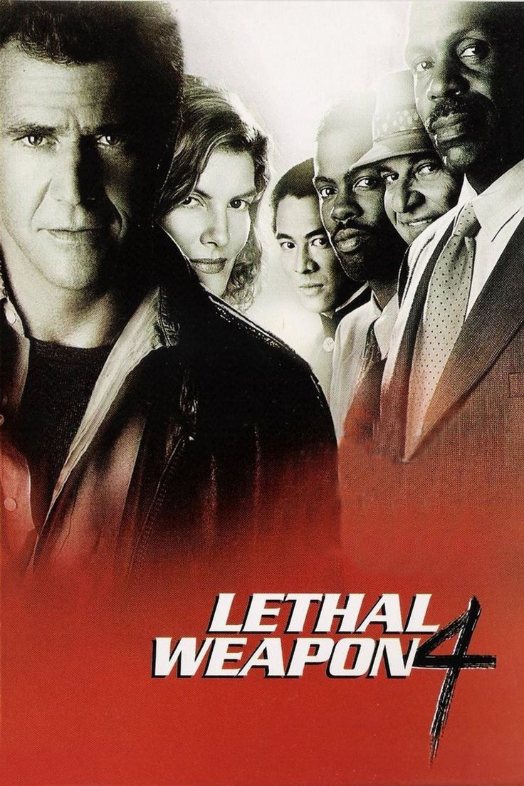 Enjoyed all the Lethal Weapon movies.