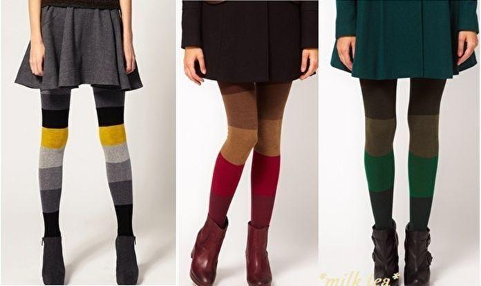 秋冬はタイツが大活躍!定番の黒タイツやカラータイツ、個性的なグラデーションタイツに柄タイツ。今年もオシャレに履きこなしてコーデを楽しみましょ~♪