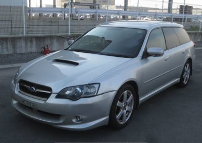 Subaru Legacy 2.0 GT B SPEC TURBO TOURING ESTATE AUTOMATIC 4X4 * LOW MILES 4 X 4 Petrol SilverSubaru Legacy 2.0 GT B SPEC TURBO TOURING ESTATE AUTOMATIC 4X4 * LOW MILES 4 X 4 Petrol Silver at The Car Warehouse Middlesbrough