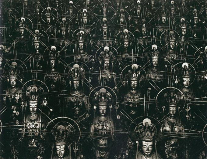 Hiroshi Sugimoto, 1001 bodhasattvas