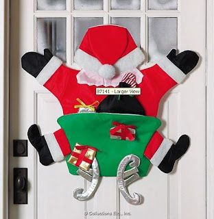 Christmas ornaments ~ cositasconmesh