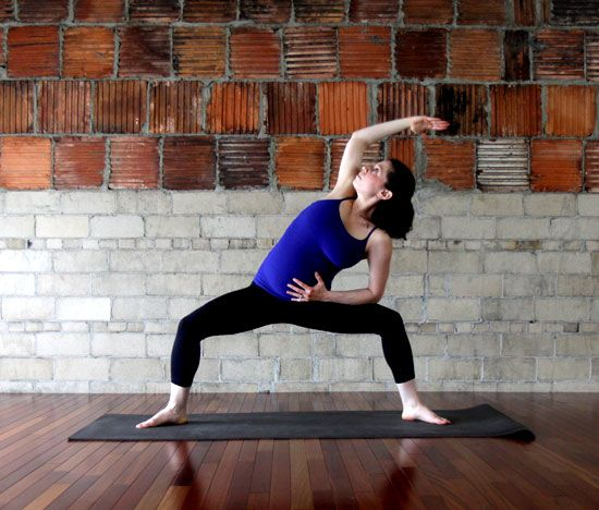 Prenatal Yoga - hip and back stretches My favorite prenatal yoga so far. Helps my lower back a ton!