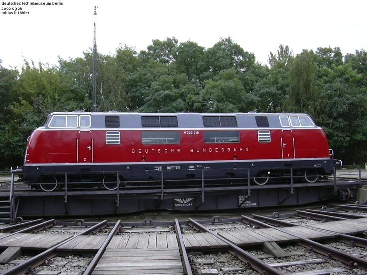 DB V 200
