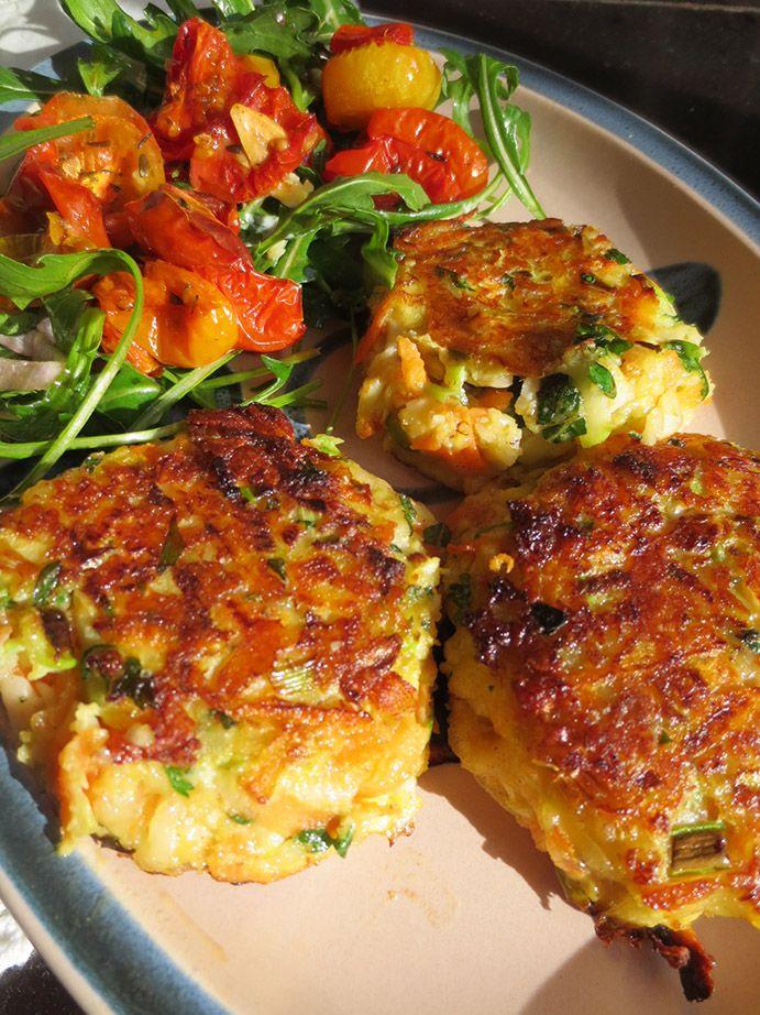 Palets de Légumes au Fromage Halloumi - Gordon Ramsay