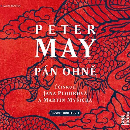 Peter May – Pán ohně (recenze)