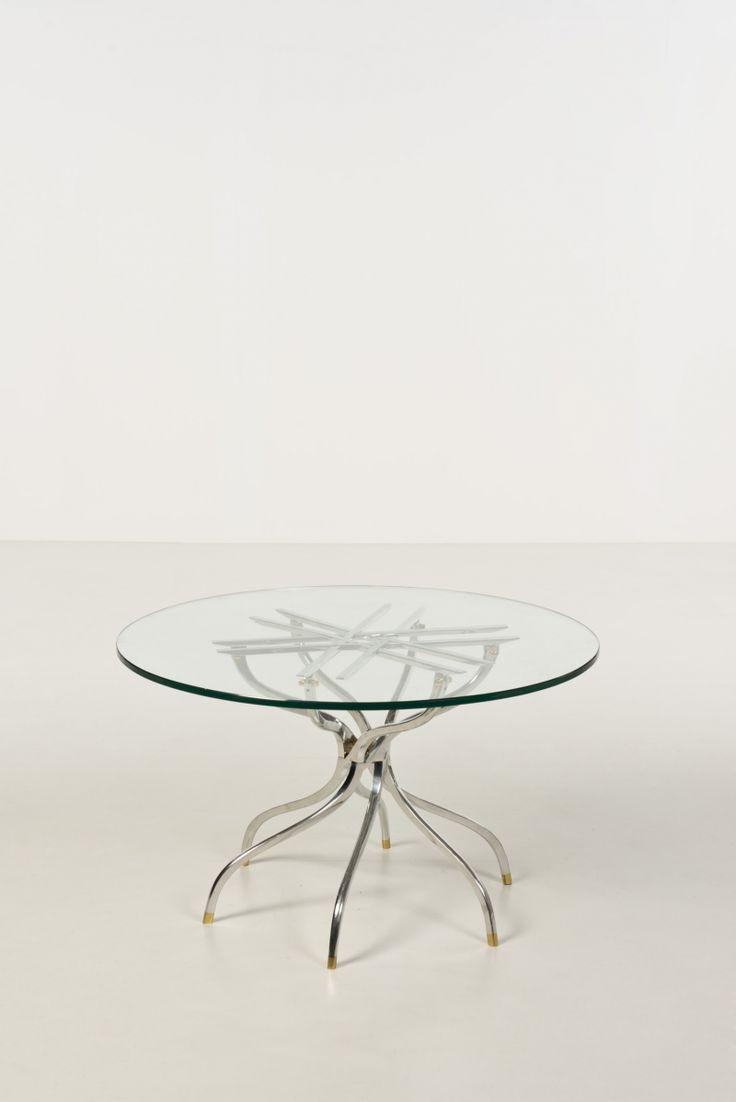lot georges geffroy 1903 1971 gu ridon m tal et verre dans la vente design du xxe. Black Bedroom Furniture Sets. Home Design Ideas