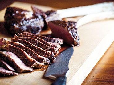 Canadian Heritage Tomahawk-Steak für Early Birds und Late Guests  #München #Deals #Dinner #Restaurant #Top Location