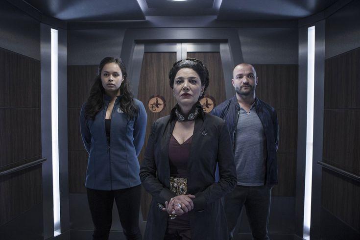 The Expanse (TV Series 2015– ) - Photo Gallery - IMDb
