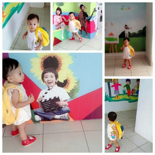 Baby playschool