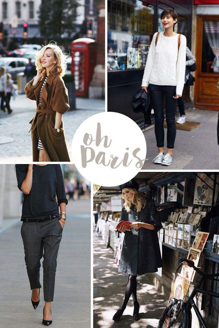 Trucchi per copiare lo stile parigino e sembrare elegantemente naturali