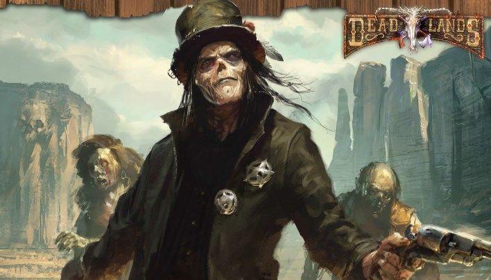 Rezension: Deadlands Reloaded – Stone and a Hard Place – Ein steiniger Weg (Savage Worlds)