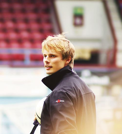 Bradley James. He's so cool.