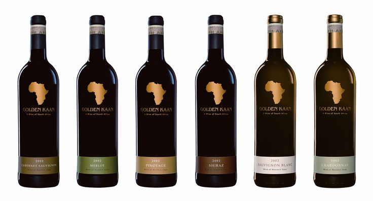 Golden Kaan Aims to Bring Attention to South African Wine Category