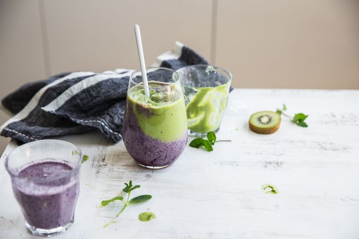This kiwi blueberry smoothie mousse recipe is Sneh Roy's gorgeous invention. Packed with our favourite fruits and loads of nutrients.
