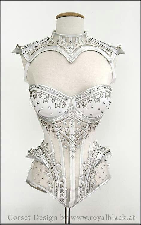 Nice corset.