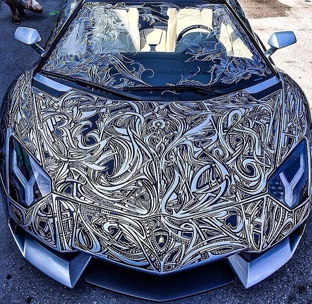 Sick Design. Super CarLamborghini Aventador ...