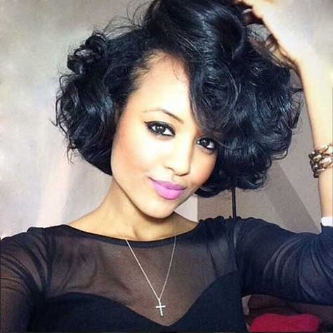 20 Short Curly Weave Hairstyles | Short Hairstyles & Haircuts 2015