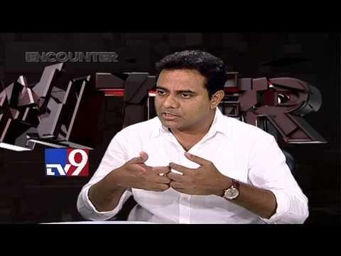 Murali Krishna's encounter with KT Rama Rao