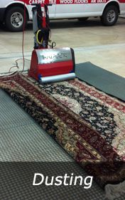 """Wool Rug Cleaning:    We will be able to provide you the best cleaning services. Wool is a fiber that should not be cleaned by standard """"rug cleaner"""".  Executive Rug Cleaning uses the latest technology and machines to obtain the proper cleaning process by hand to keep the real beauty of your wool rugs."""