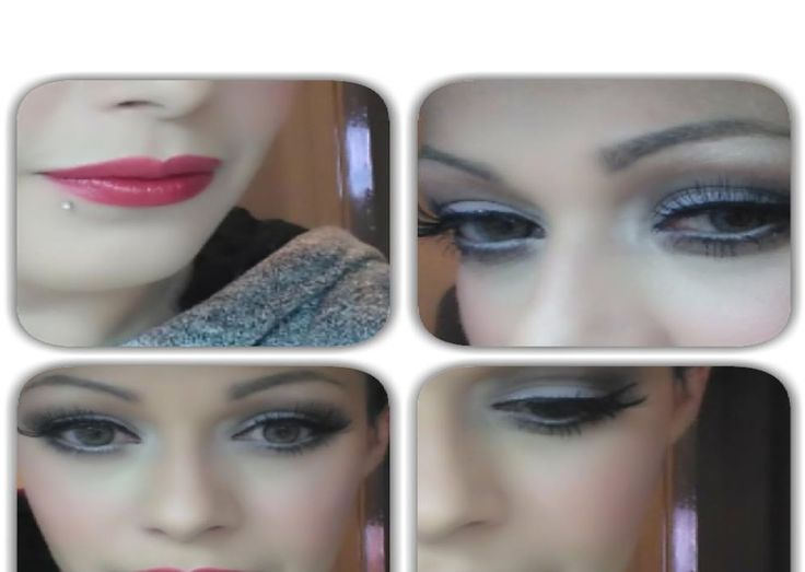 Holiday GLAM Makeup Tutorial! giveaway