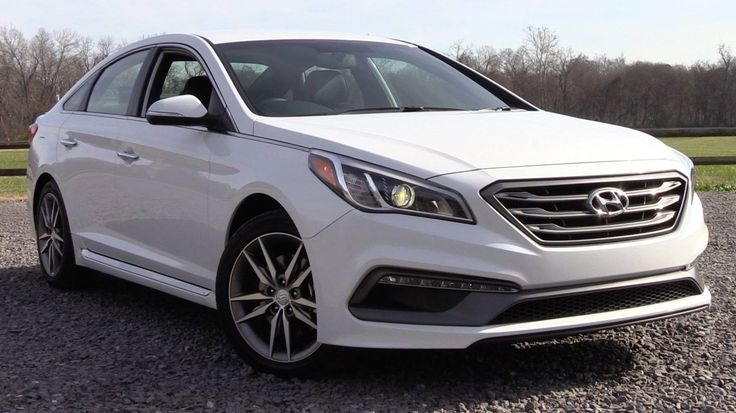 Breathtaking 2016 Hyundai Sonata Sport Photos Gallery