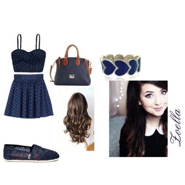 Zoella Outfit By Jenna Bo Benna On Polyvore Fashion Pinterest Outfit Sets Outfit And Zoella