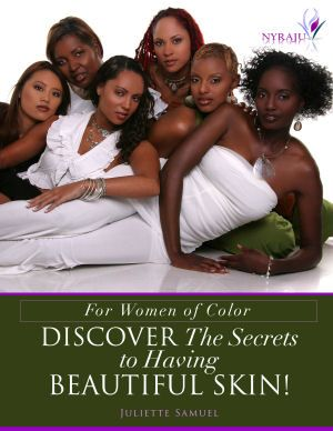 Black Skin Care – Natural Hair Care – African American Skin Care
