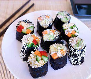 Quinoa Sushi