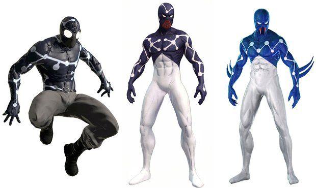 Spider-Man: Shattered Dimensions' alternate costumes revealed | GamesRadar