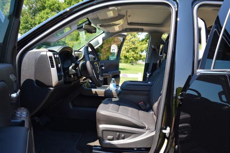 loaded 2017 GMC Sierra 2500 Denali lifted