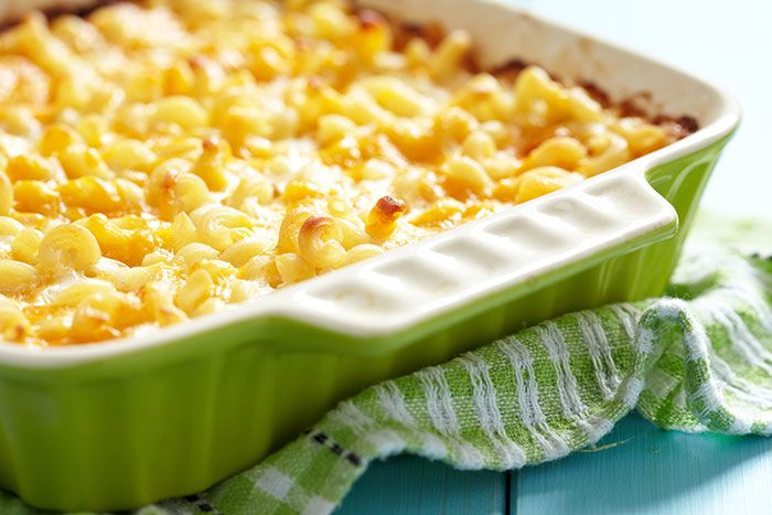 Southern Style Mac 'n Cheese