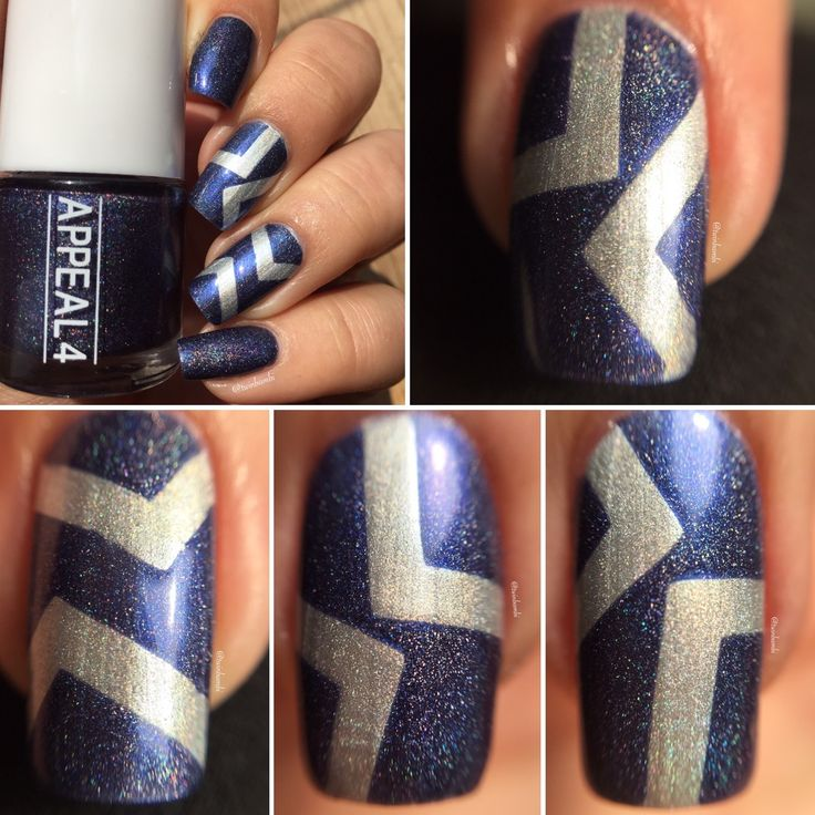 @appeal4 Crown Lapis and Fairy Frost With my first ever vinyls from @GlamMyMani  Polishes bought from @luxbeauty0253