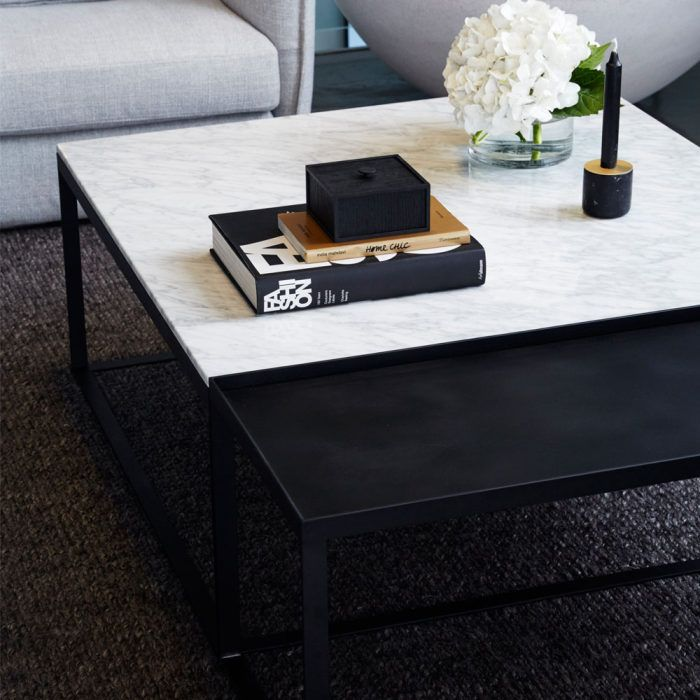 Best 25 Black Square Coffee Table Ideas On Pinterest