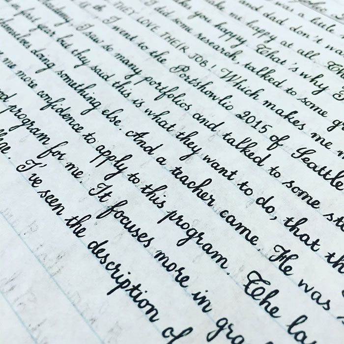 9 best images about Better'n Better: Handwriting on Pinterest ...