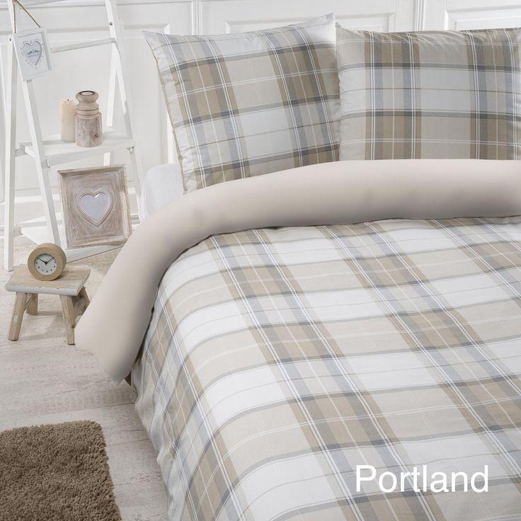 Portland Beige (922) #Slapen #Pakhuis3 #Dekbed
