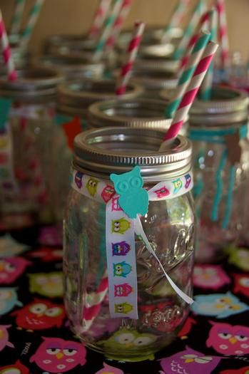 Hostess with the Mostess® - Owl Birthday Party. Can someone throw this owl theme birthday party for me?!