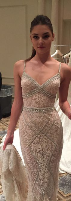 Behind the scenes from the BERTA 2016 NYC runway show <3