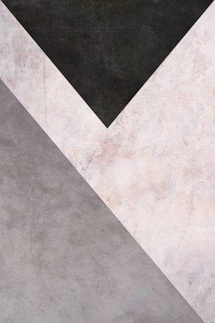 Le graphisme peut aussi s'exposer sur du marbre | #Marbre #Déco