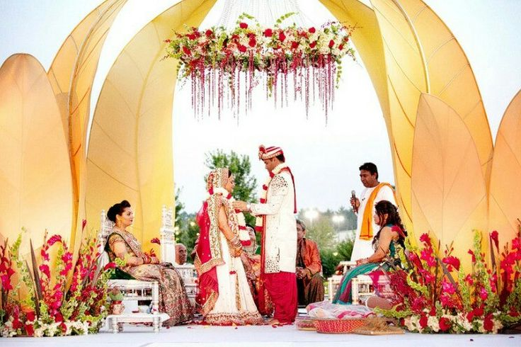 Indian Ceremony, Wedding Videos see more at www.india-bride.com