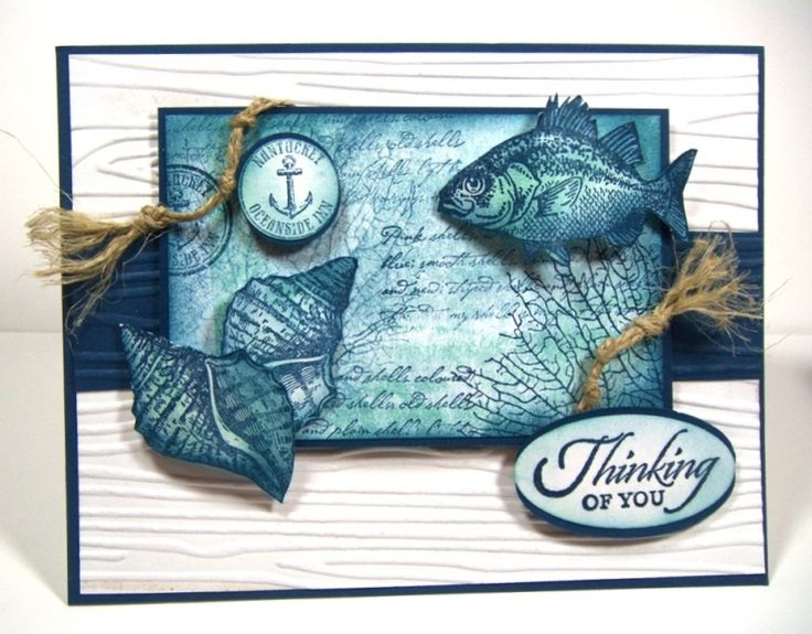 Seascape- Ladies Card Ministry