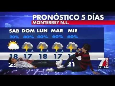 Pronóstico del clima con Alan y Bryan / CD9