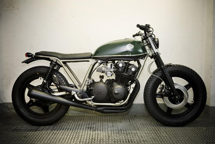 1979 CB750 TRACKER/CAFE - page 1 - Trackers - DO THE TON
