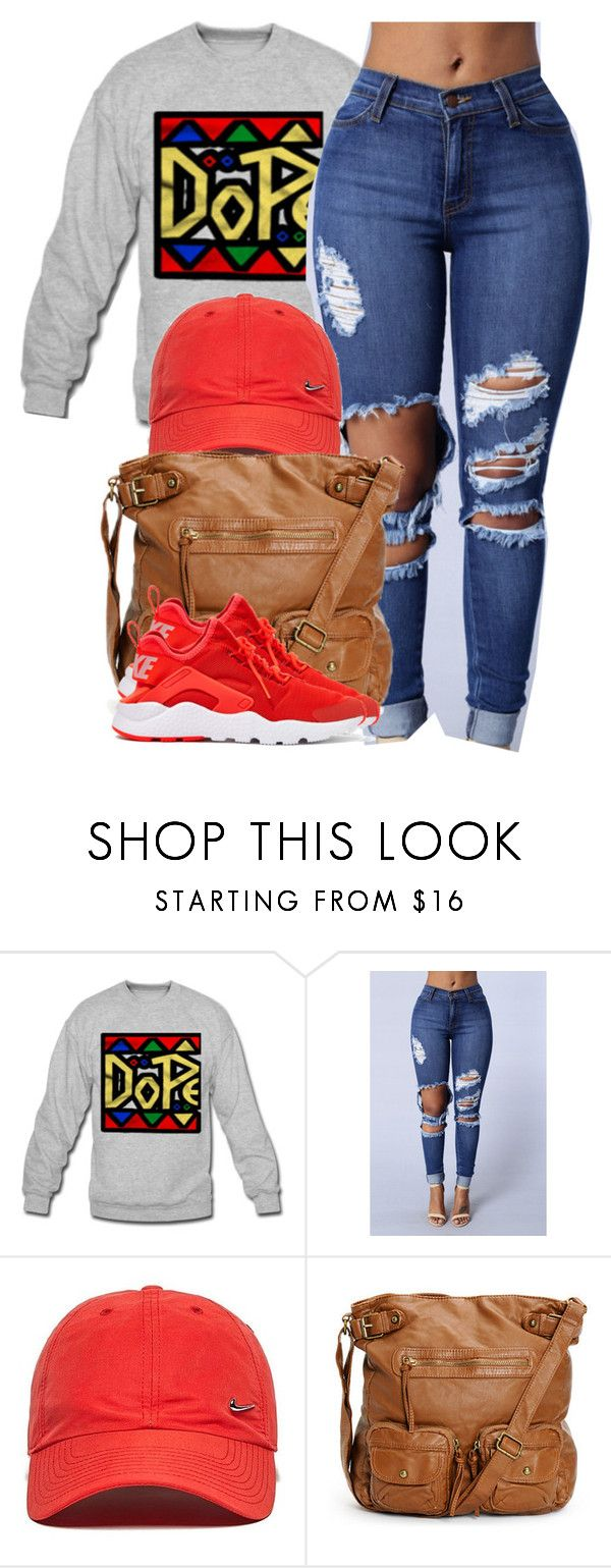 I got the juice, I got the juice. by cheerstostyle on Polyvore featuring NIKE