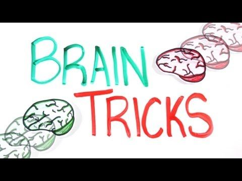 """""""Ever wonder how your brain processes information?"""" In """"Brain Tricks: This Is How Your Brain Works,"""" Mitchell Moffit and Gregory Brown of AsapSCIENCE show some brain tricks and illusions that """"demo..."""