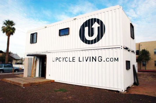 Phoenix-based Upcycle Living is aiming to bring affordable shipping container housing